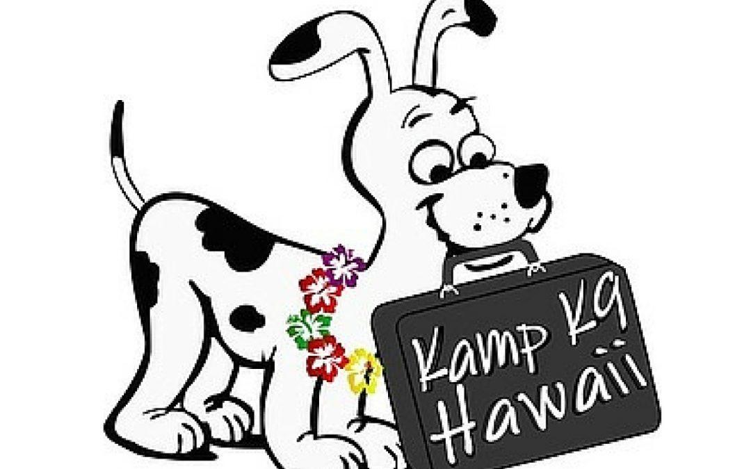 Customer Spotlight: Kamp K9 Hawaii LLC