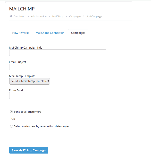 Mailchimp and ProPet Software