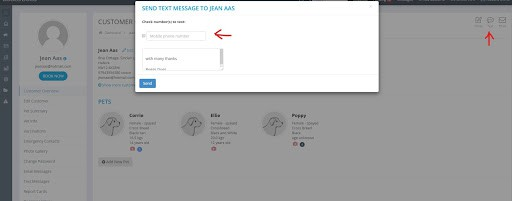 How do I use the text messaging feature? 5